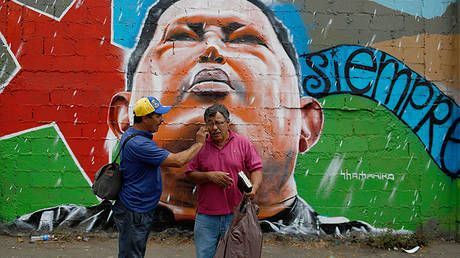 Venezuela plans to develop 4G network with help from Russia & China