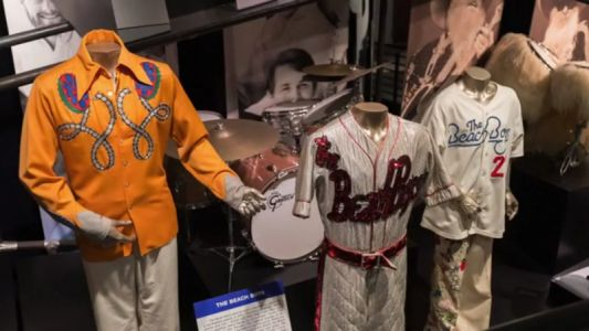Road trip to the Rock and Roll Hall of Fame for the Social Justice and Play it Loud exhibits