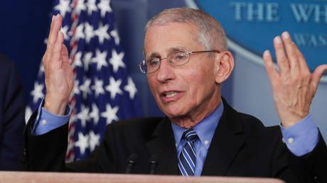 'Up to 200,000 DEATHS': Trump health chief Fauci predicts MILLIONS of Covid-19 cases in US