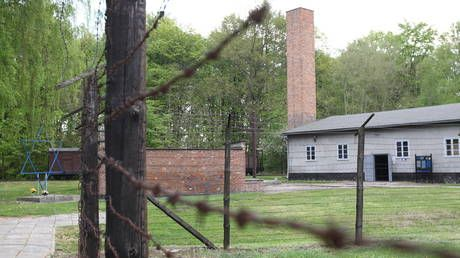 Trial of 96-year-old Nazi concentration camp secretary charged with complicity to murder over 10,000 people begins in Germany