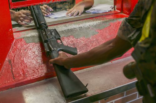 US military guns keep vanishing. Some are being used in street crimes