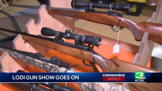 Here's why the Lodi Gun Show is allowed to go on, despite COVID-19 concerns