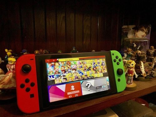 Make your amiibo work for you in Super Smash Bros on Nintendo Switch