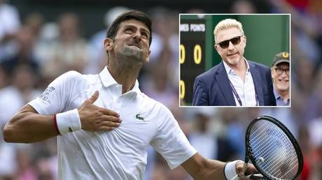 'People have to wake up to Djokovic's greatness' - Becker as Serb claims 16th Grand Slam
