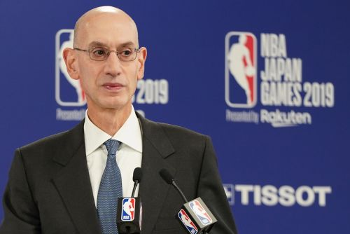 NBA exploring rapid coronavirus testing as first step toward possible return
