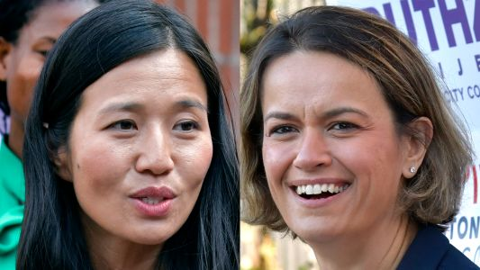 Second consecutive poll finds lopsided mayoral race in Boston
