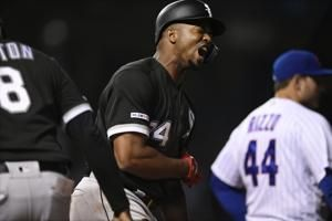 Jiménez homers in 9th to power White Sox past Cubs, 3-1