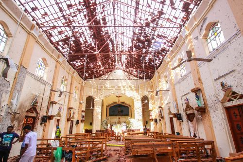 Death toll rises to 290 in wake of Sri Lankan Easter bombings