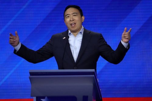 Andrew Yang: No apologies for the Asian jokes
