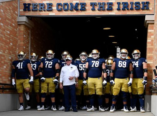 Notre Dame announces 7 positive COVID-19 tests, postpones Wake Forest game