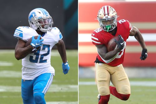Fantasy Football Week 7 Start 'Em Sit 'Em: D'Andre Swift, Jerick McKinnon