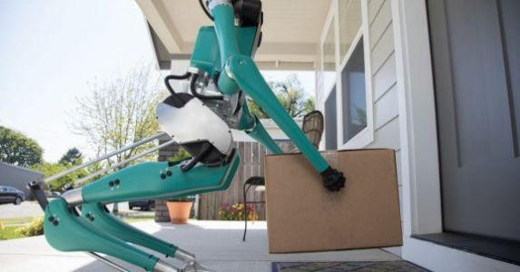Ford taps Agility Robotics' bipedal robot to test package delivery