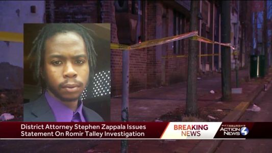 District Attorney Stephen Zappala issues statement on Romir Talley investigation