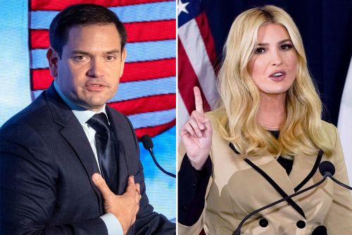 Here's what Marco Rubio has to say about a challenge from Ivanka Trump