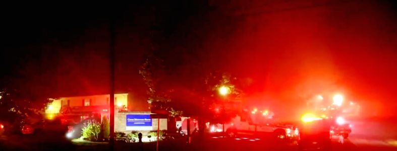 Residents evacuated, no injuries reported, after fire at assisted living facility, fire chief says