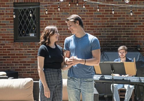 Young artists bring live musical theater back to Pittsburgh in a Squirrel Hill backyard