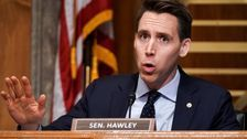 Sen. Josh Hawley Finds New Publisher For Book Bashing 'Big Tech'