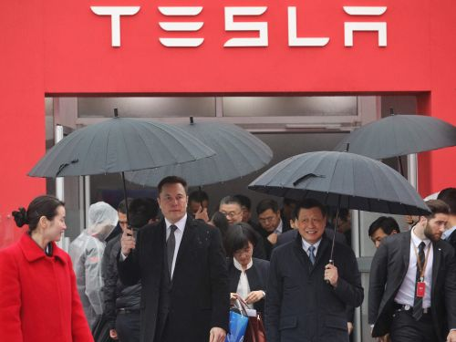 Tesla says it's working with China to investigate a crash in which a policeman reportedly died