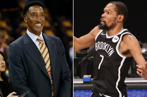 Kevin Durant 'still has some learning to do' after playoff exit: Scottie Pippen