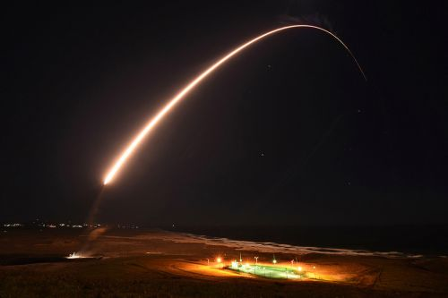 California's Vandenberg Air Force Base renamed to Space Force Base
