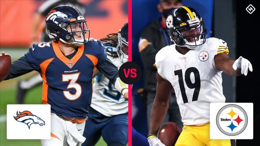 What channel is Steelers vs. Broncos on today? Time, TV schedule for Week 2 NFL game