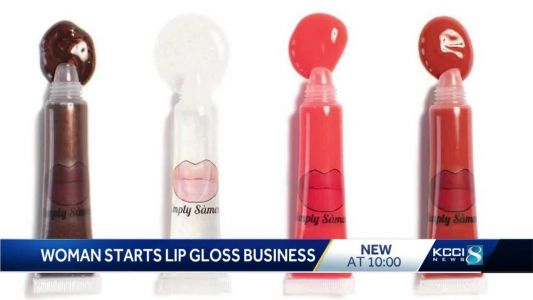 Iowa State students launches lip gloss line during pandemic