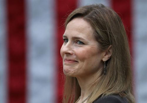 Trump officially nominates conservative Amy Coney Barrett for Supreme Court seat