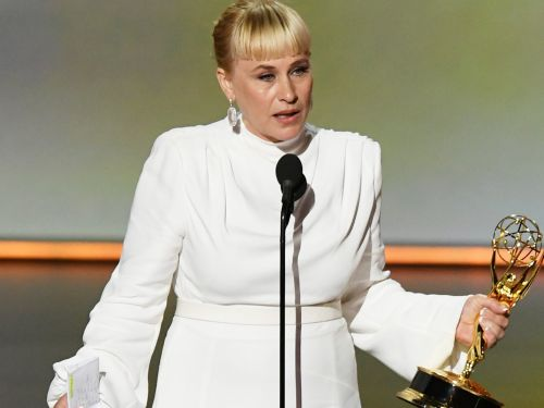 Patricia Arquette advocates for trans rights in powerful Emmys speech three years after death of sister Alexis