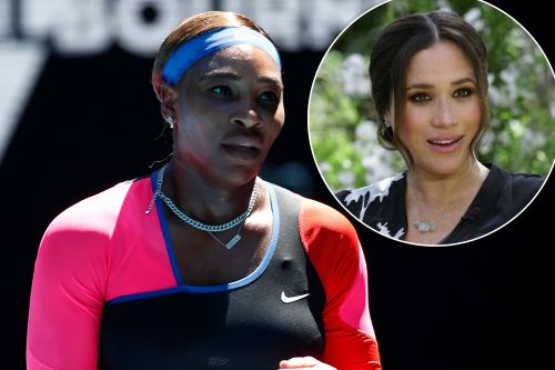 Serena Williams pays tribute to Meghan Markle after Oprah interview