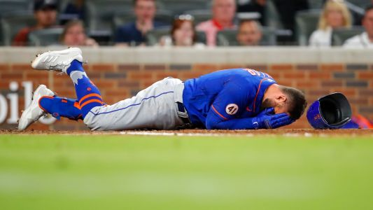 Kevin Pillar injury update: Mets OF suffered 'multiple nasal fractures' from fastball to face