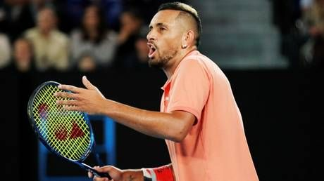 'I'm just going to act responsibly': Nick Kyrgios admits he's UNLIKELY to play at the French Open due to COVID-19 concerns