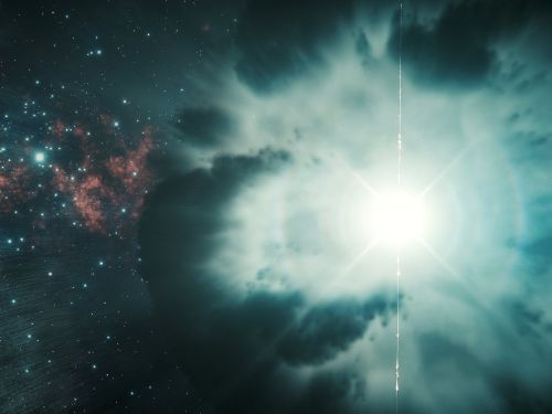Scientists detected the brightest light in the universe for the first time, following a mysterious explosion in space