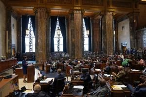 Action in Louisiana's veto override session shifts to House