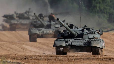 NATO-linked pundits say Russia is set for 'regional war' in Europe, but do the facts back it up?