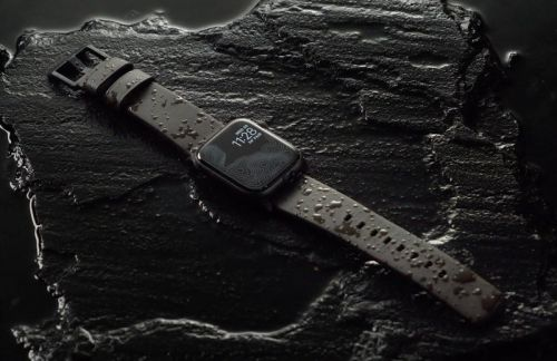 Nomad releases new leather 'Active Straps' for the Apple Watch