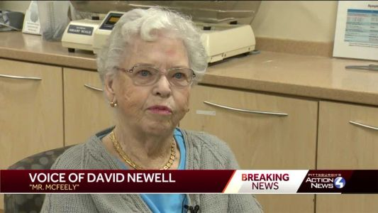 "Remembering Joanne Rogers: David Newell ""Mr. McFeeley"" talks about her legacy"