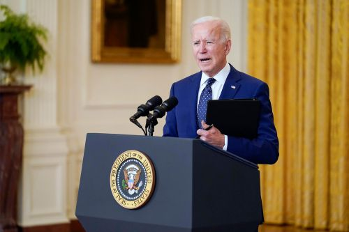 Biden to speak on Derek Chauvin conviction after 'praying' for that outcome