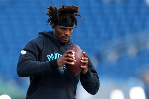 Patriots' Cam Newton: 'I wake up mad' over Panthers release