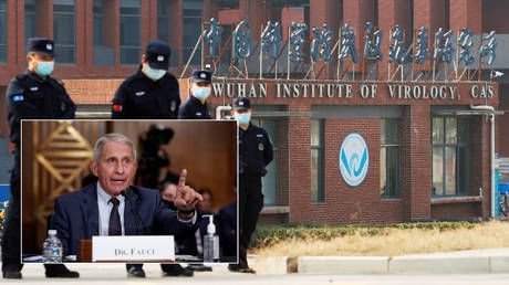 Fauci DID fund Wuhan virus experiments, but officials insist virus involved 'could not have been' cause of Covid-19 pandemic