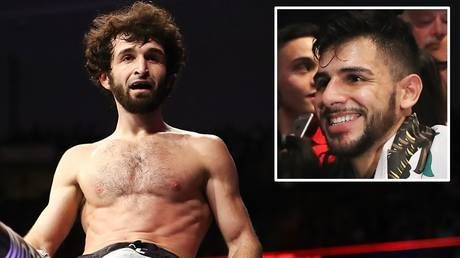 'UFC playing games' or 'Yair has no balls?' Shots fired as Zabit Magomedsharipov reacts to Yair Rodriguez's injury withdrawal