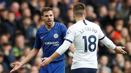 Video nasty: VAR under fire AGAIN after officals admit Giovani Lo Celso should have been SENT OFF in Chelsea-Spurs clash