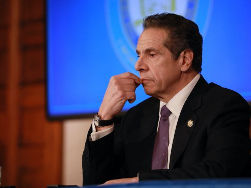 10 Things in Politics: Walls close in on Cuomo