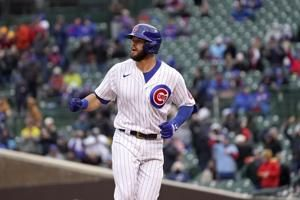 Adbert Alzolay's strong start and David Bote's home run help the Chicago Cubs beat the Cincinnati Reds 1-0 for their 5th straight win