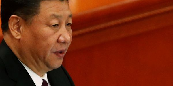 Xi Jinping warned of the 'grave situation' created by the 'accelerating' spread of coronavirus