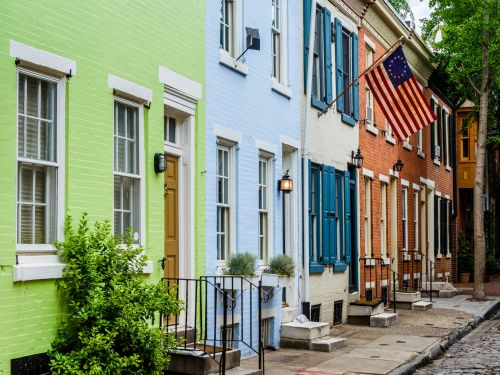The most charming streets in America