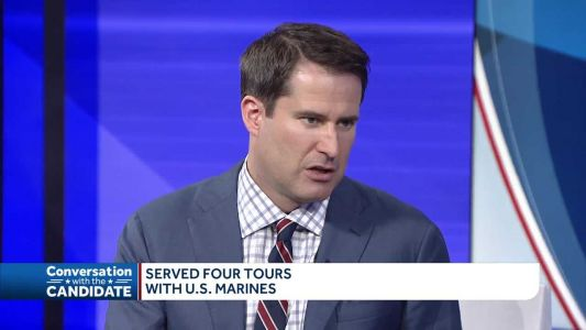 'Conversation with the Candidate' with Seth Moulton: Part 1