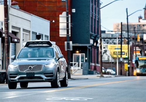 Do your homework on driverless vehicles, city council members urged