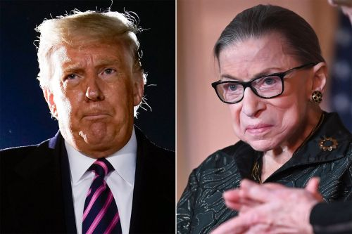 Trump says he intends to quickly nominate Ruth Bader Ginsburg replacement