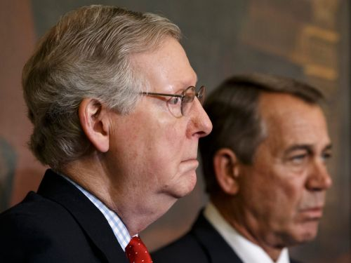 John Boehner says that Mitch McConnell 'holds his feelings, thoughts, and emotions in a lockbox'