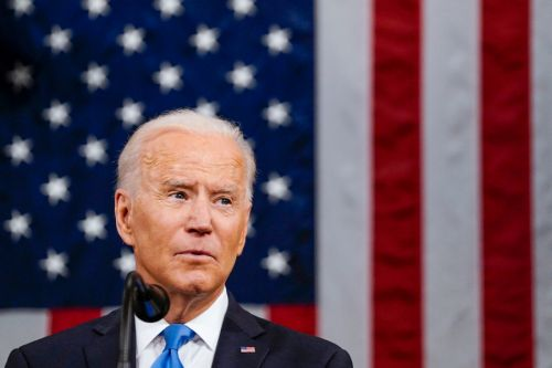Biden wants 70% of adults to get at least 1 shot by July 4